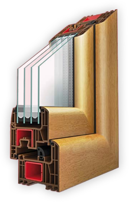 Iglo energy kunststofffenster kunststofffenster online for Kunststofffenster test