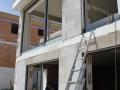 Einbau von Iglo5 Kunststofffenstern