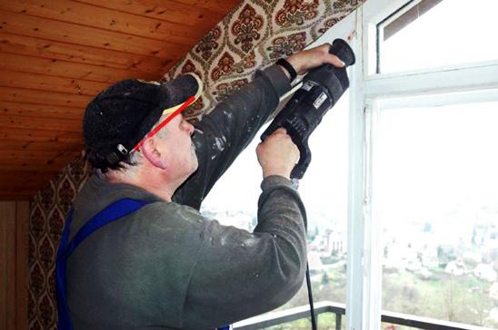 Fensterdemontage Fenster demontieren ausbauen